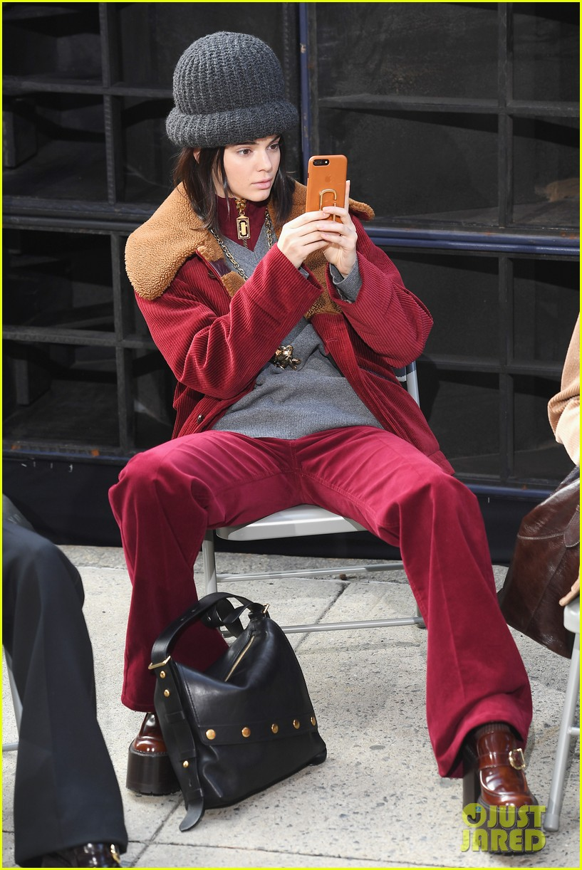 kendall jenner marc jacobs nyfw show 073861410