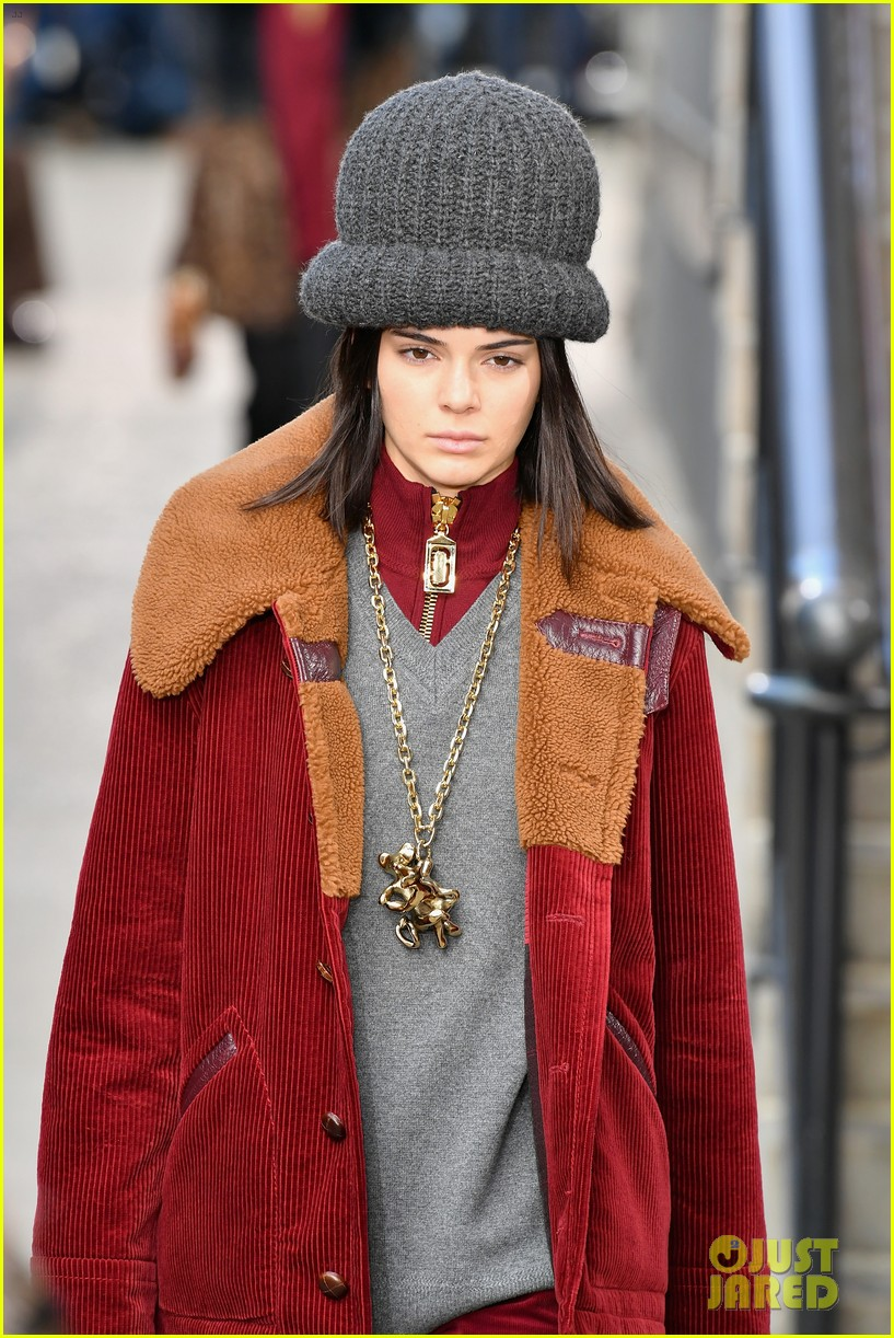 kendall jenner marc jacobs nyfw show 143861417