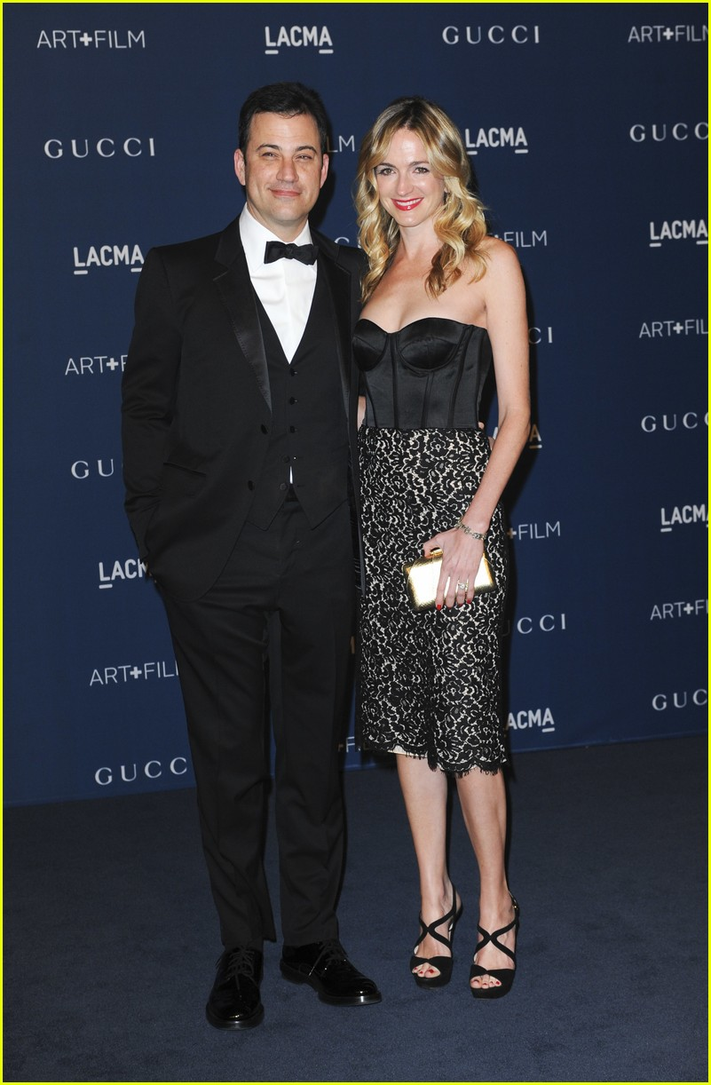 jimmy kimmel wife kids see cute family photos 083866345