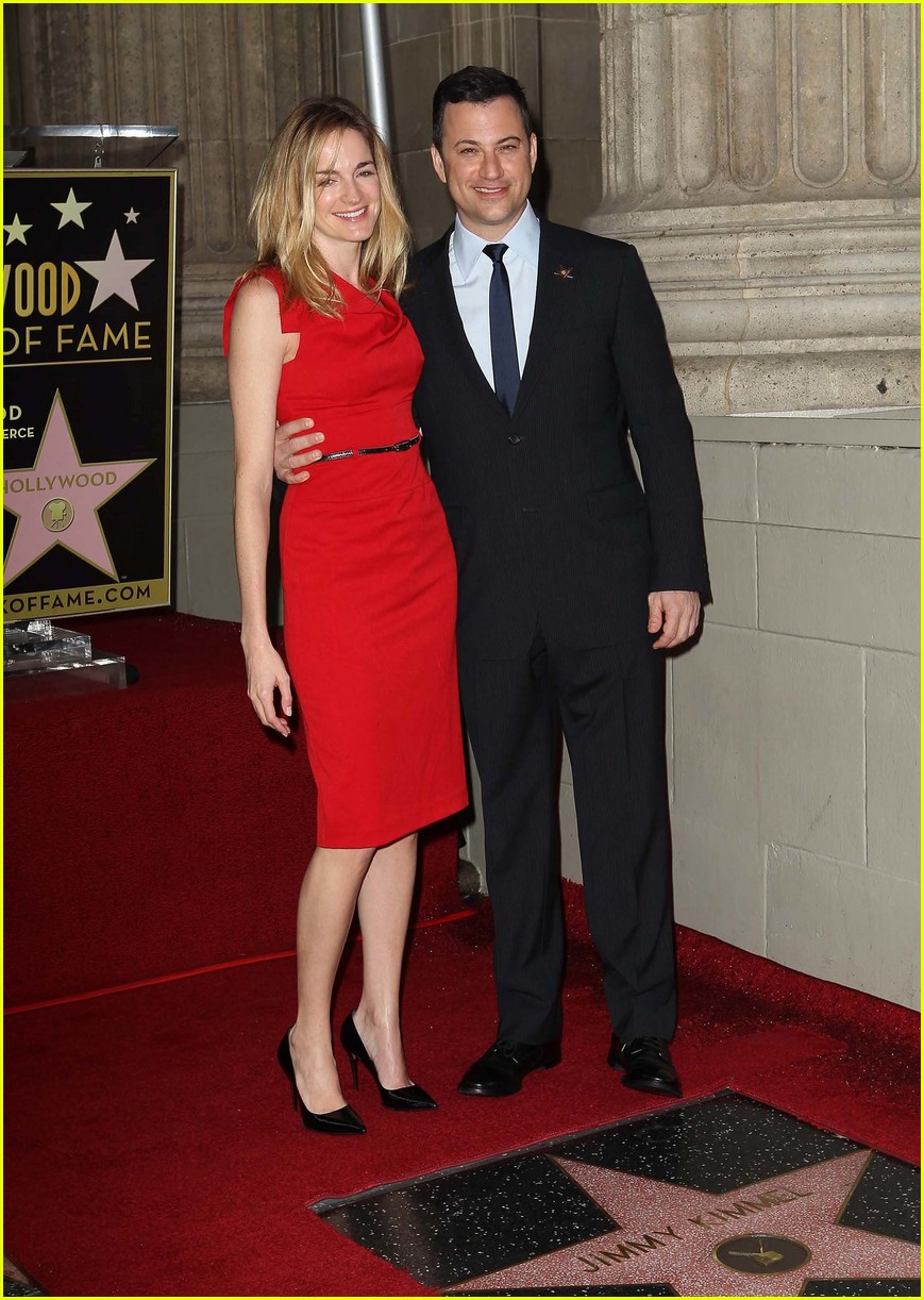 jimmy kimmel wife kids see cute family photos 103866347