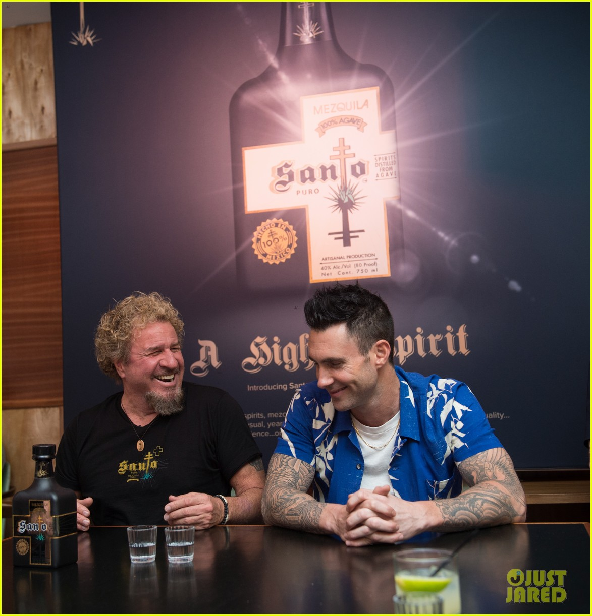 adam levine launches his first line of tequila 033856411