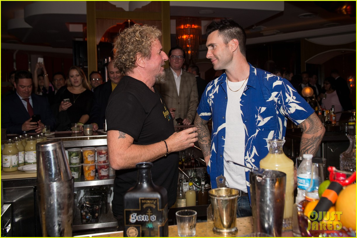 adam levine launches his first line of tequila 053856413