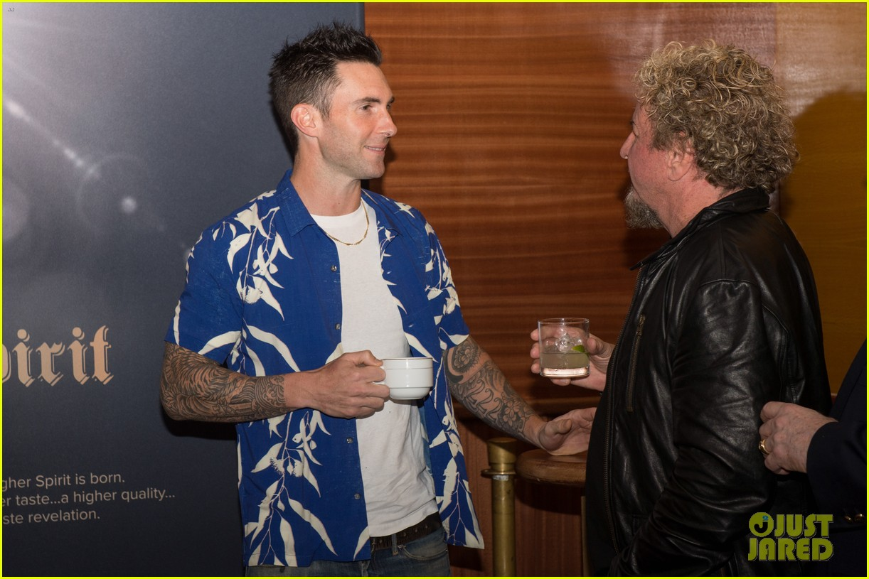 adam levine launches his first line of tequila 063856414