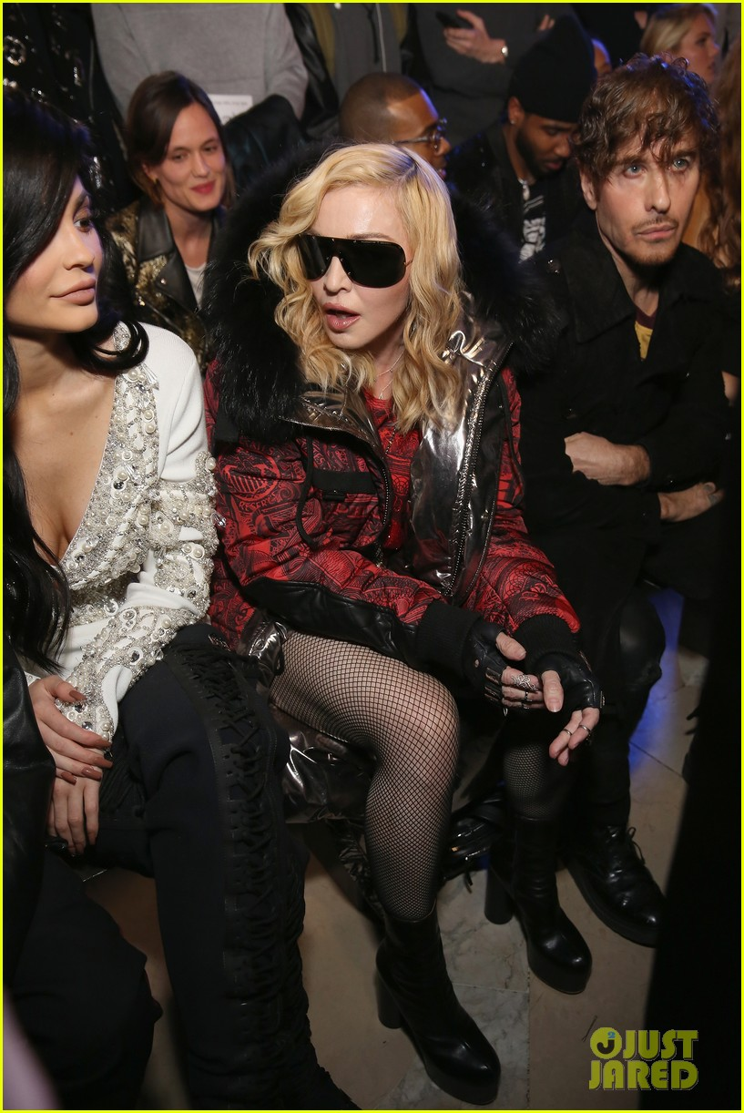 madonna shay mitchell watch pete wentz hit the runway at philipp plein 033859766