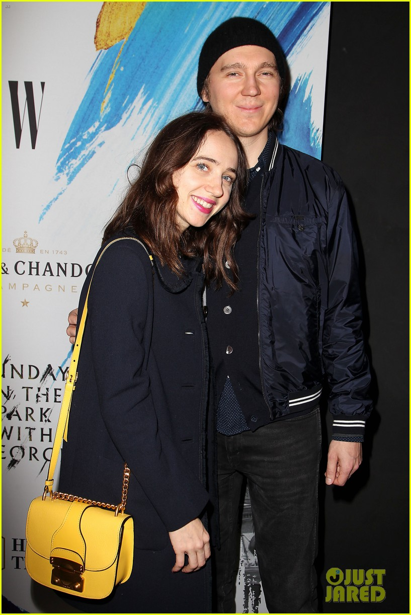 maggie gyllenhaal supports brother jake at sunday opening on broadway 043864693