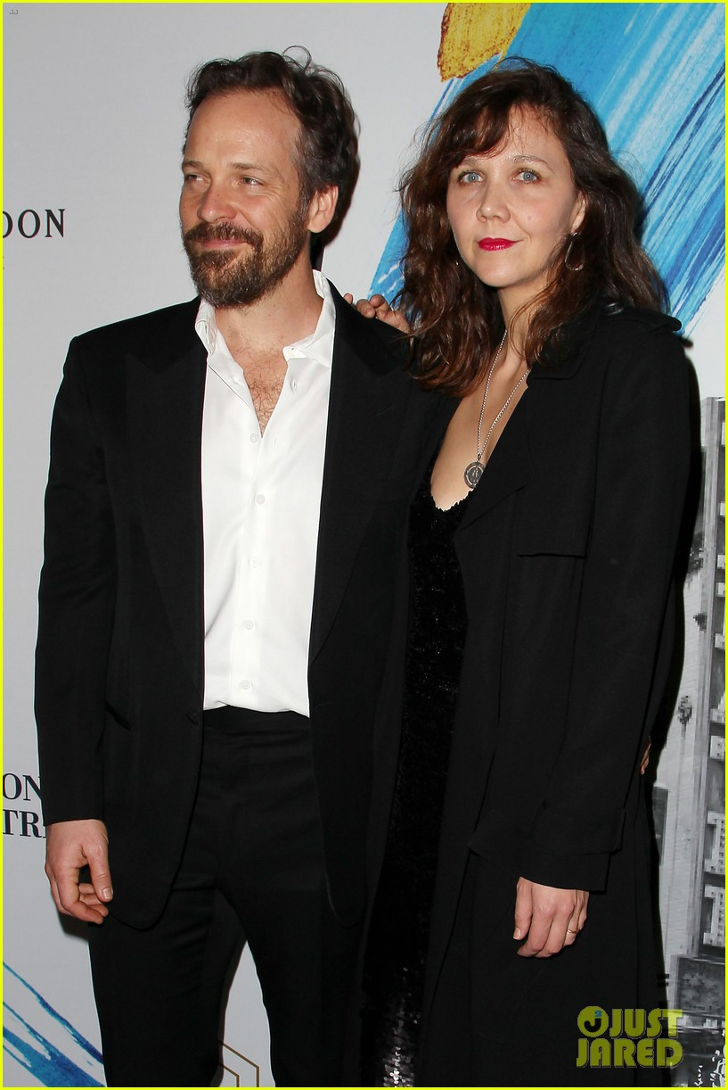 maggie gyllenhaal supports brother jake at sunday opening on broadway 243864713