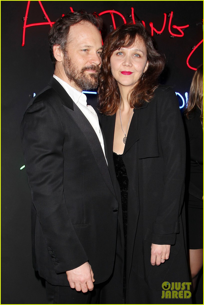 maggie gyllenhaal supports brother jake at sunday opening on broadway 263864715