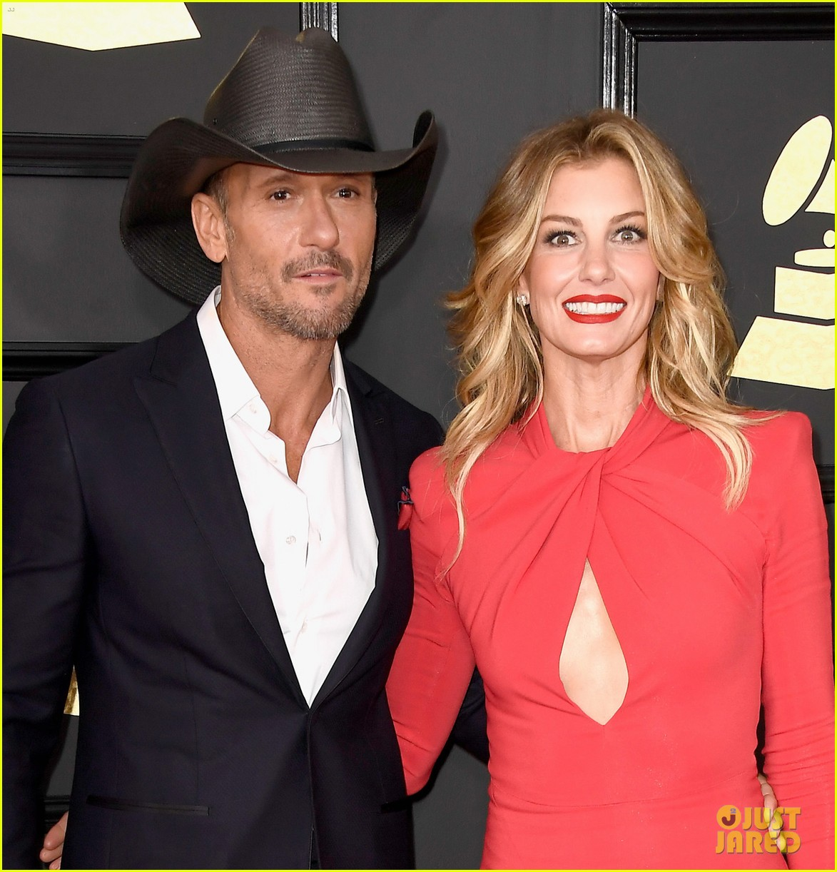 Tim McGraw & Faith Hill Spill Tour Details At Grammys 2017
