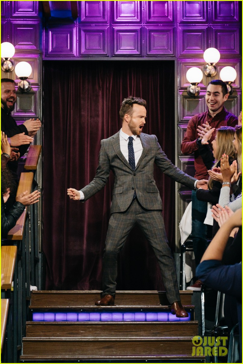 aaron paul gets a chance at a price is right redemption 023851808