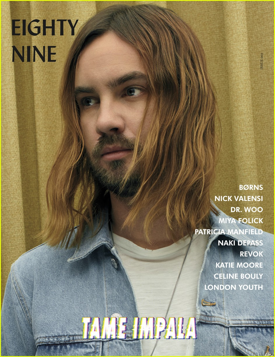 tame impala kevin parker labeled himself as a band 013861675
