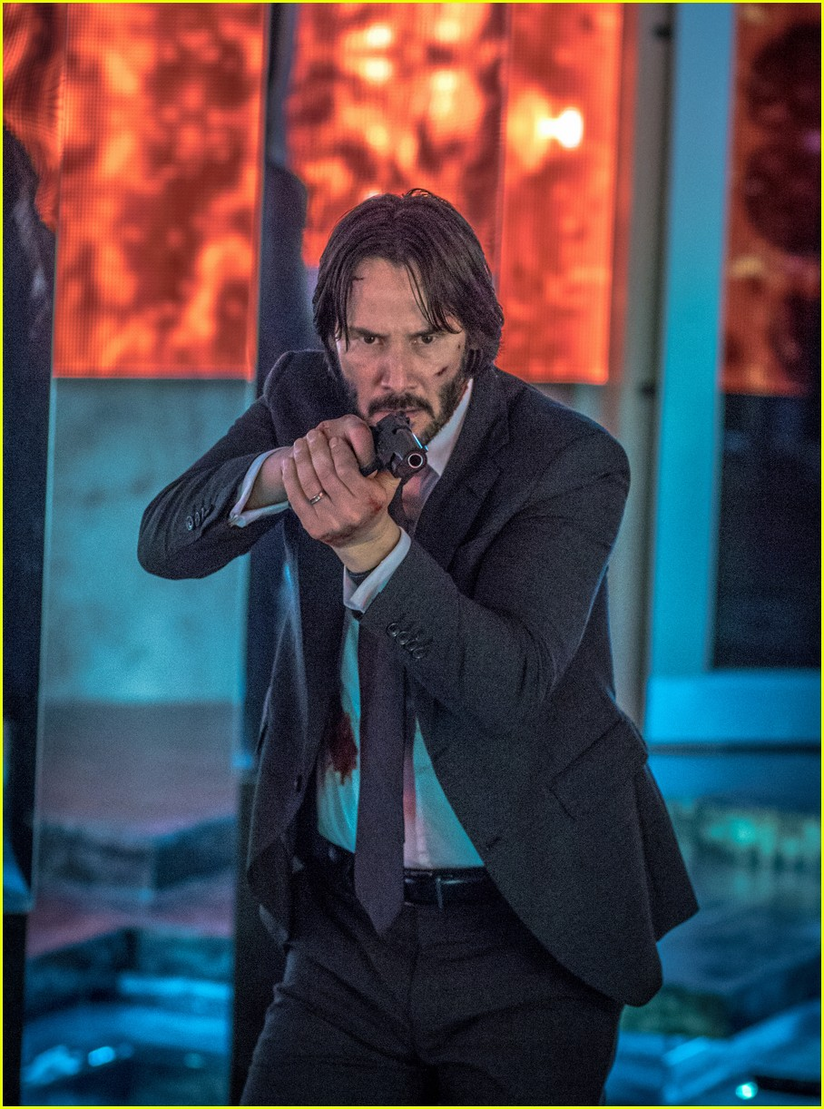 Is There A John Wick Chapter 2 End Credits Scene