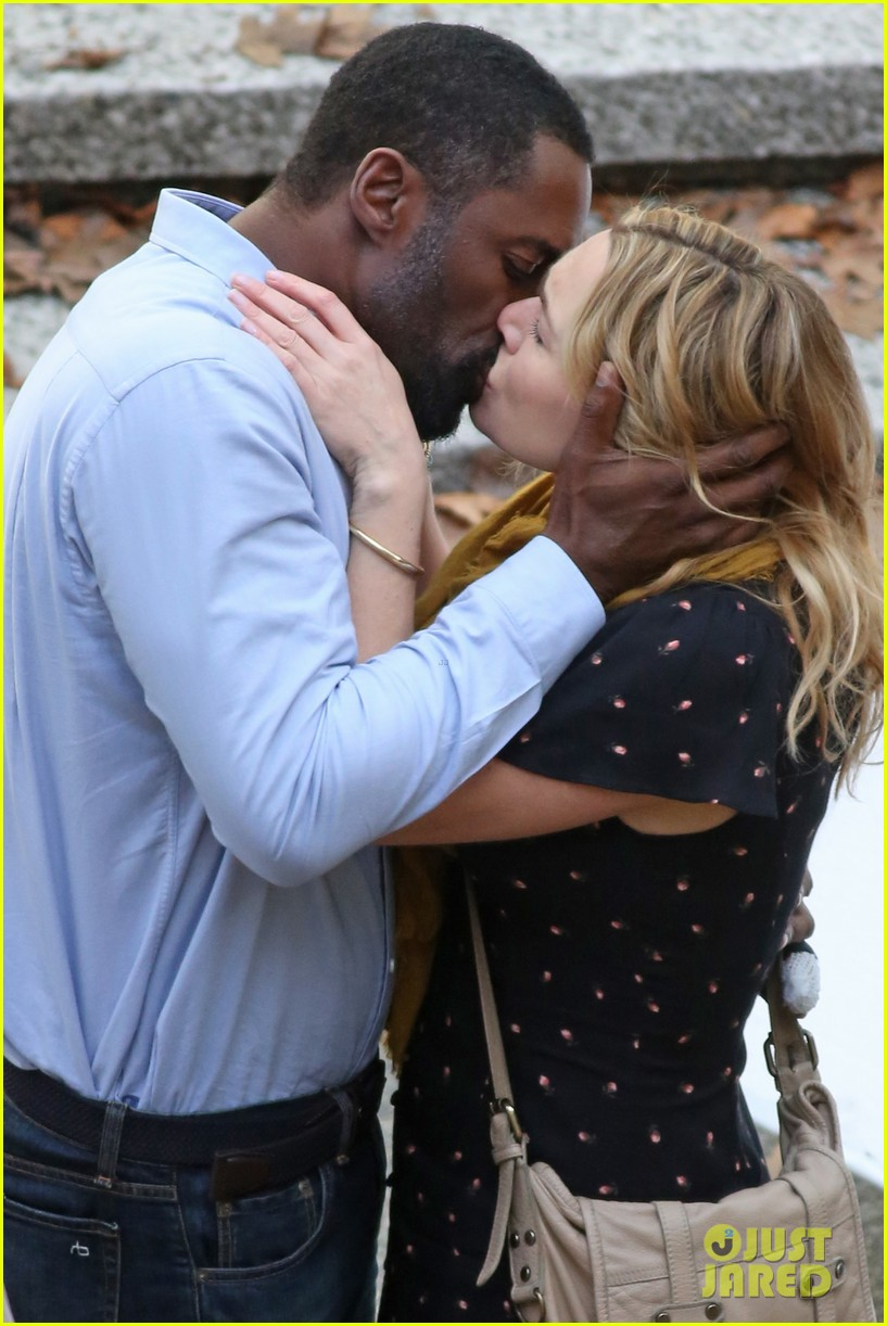 kate winslet idris elba kiss on set 033863323