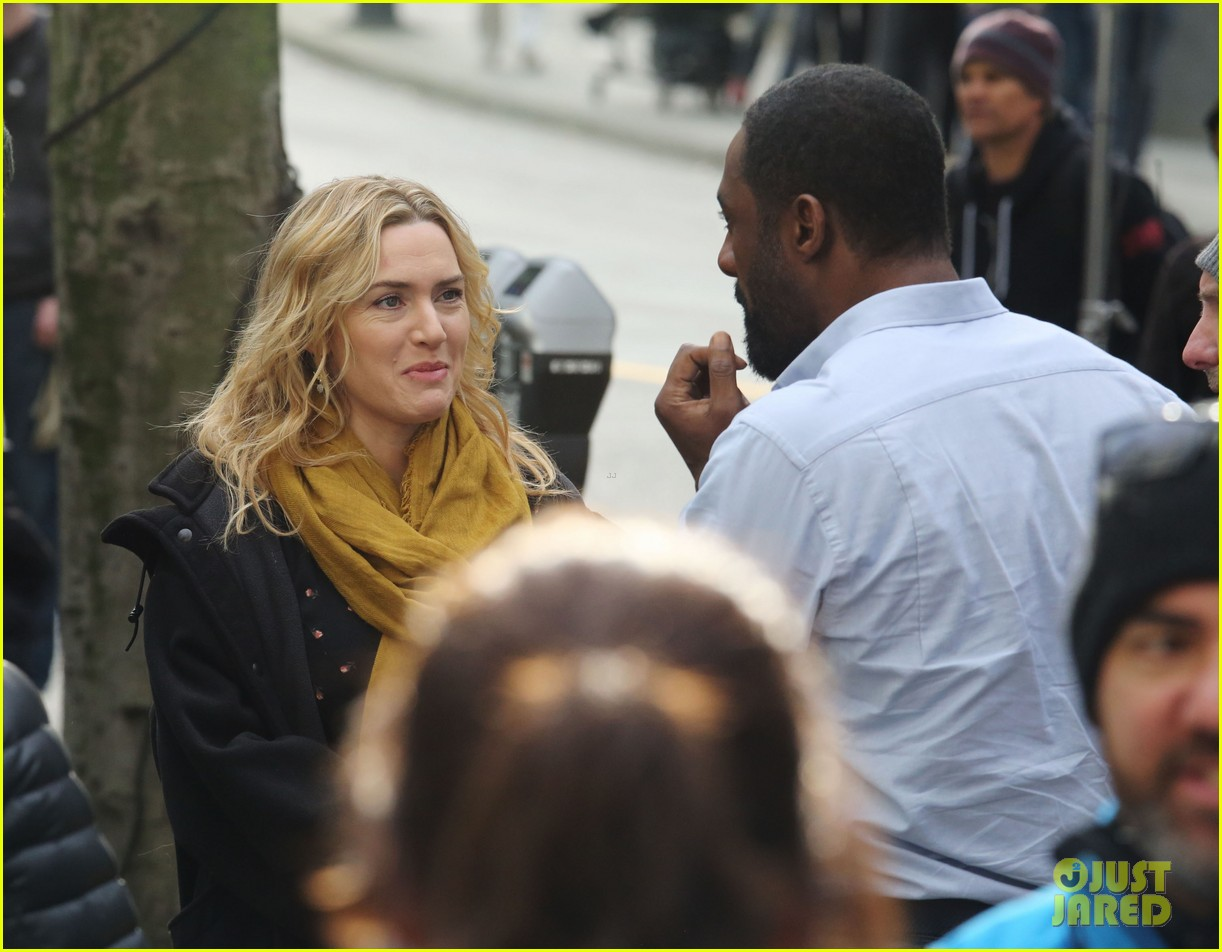 kate winslet idris elba kiss on set 253863345