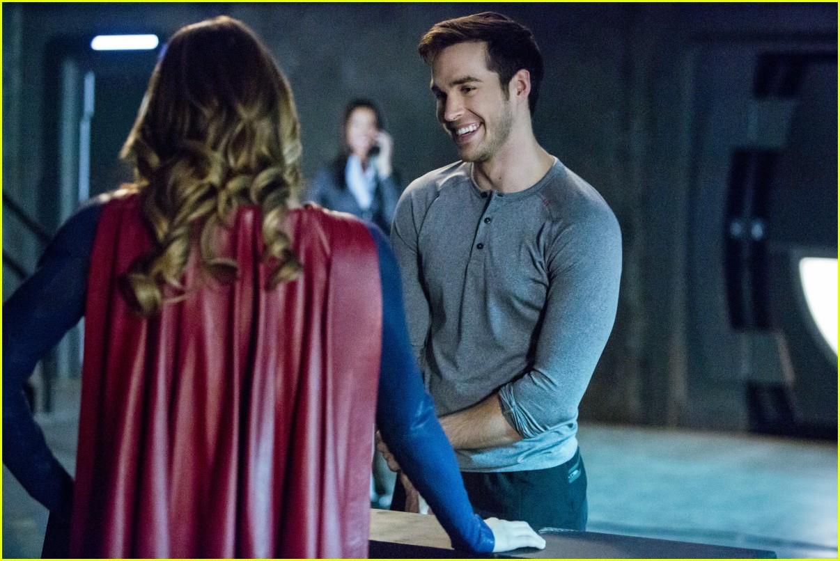supergirl dating
