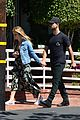 taylor lautner billie lourd shop ahead public memorial 01