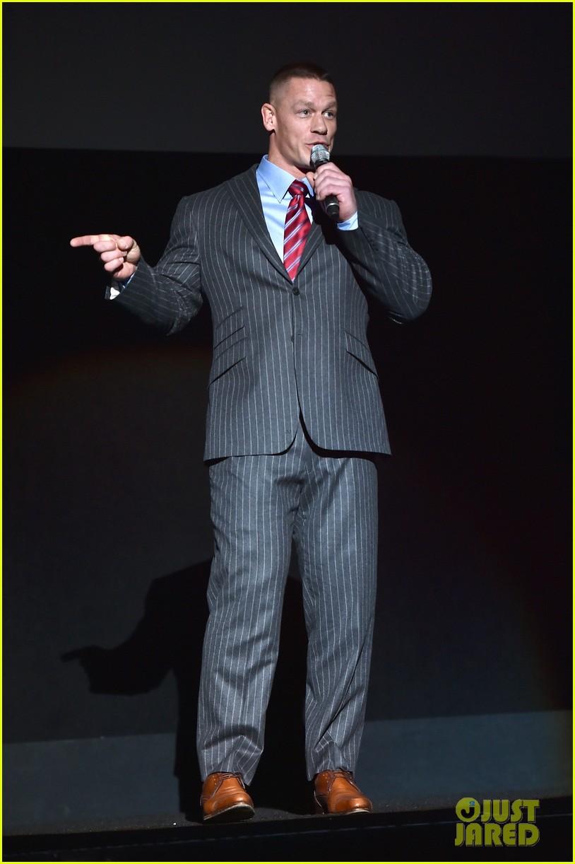 john cena brings ferdinand to cinemacon 023880291