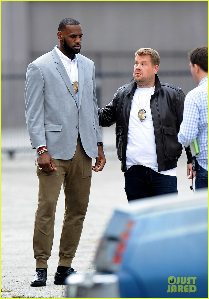 james corden dances with lebron james for fun new segment 103876644