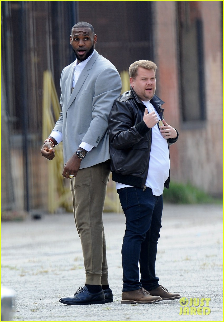 james corden dances with lebron james for fun new segment 133876647