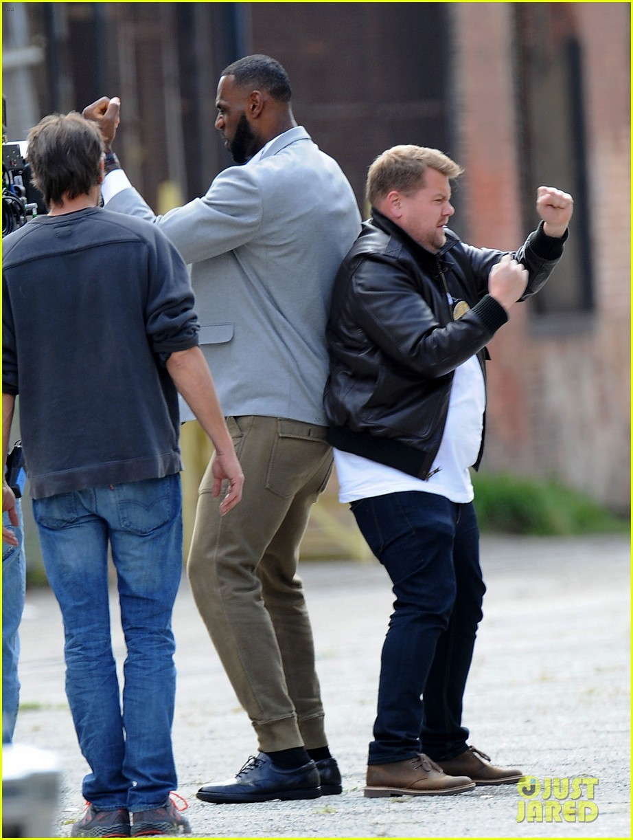 james corden dances with lebron james for fun new segment 143876648