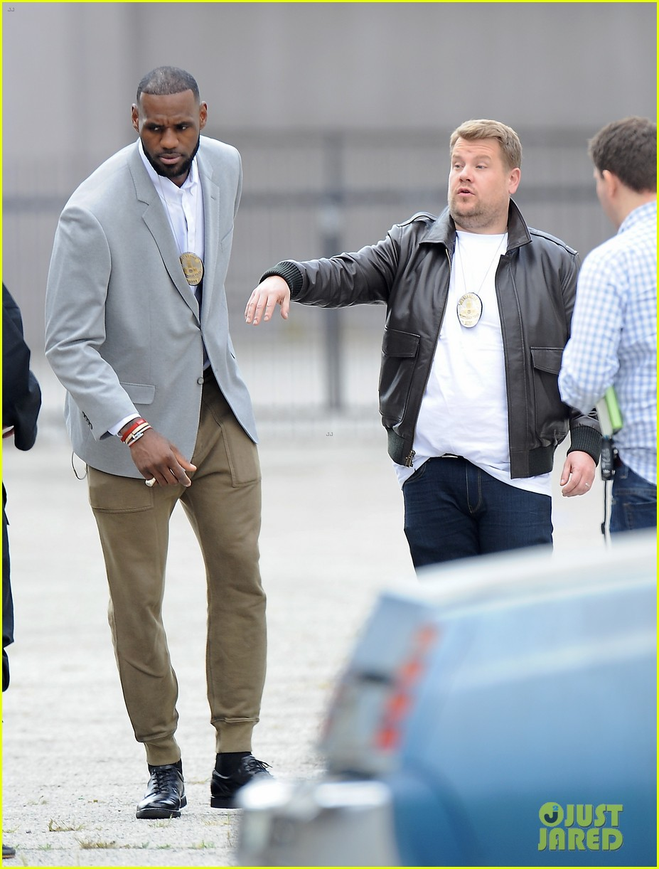 james corden dances with lebron james for fun new segment 283876662