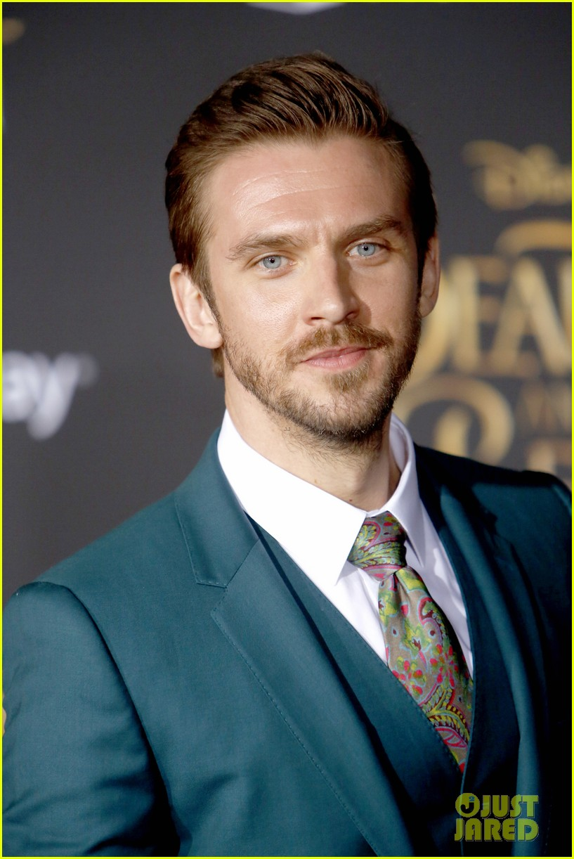 Who Plays The Beast In 'Beauty & The Beast'? Dan Stevens