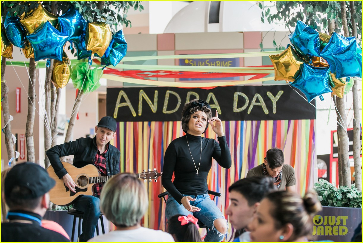 andra day covers what the world needs now is love for hyatt campaign 033876455