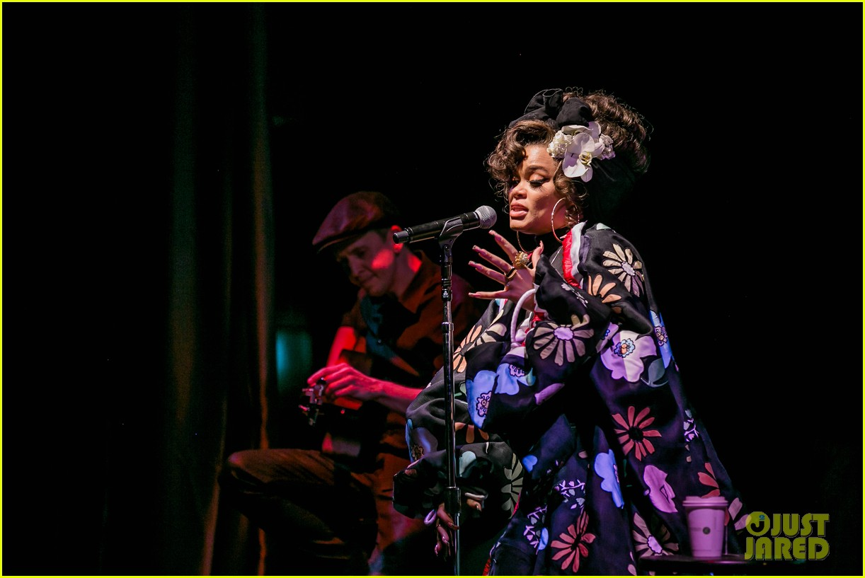 andra day covers what the world needs now is love for hyatt campaign 143876466
