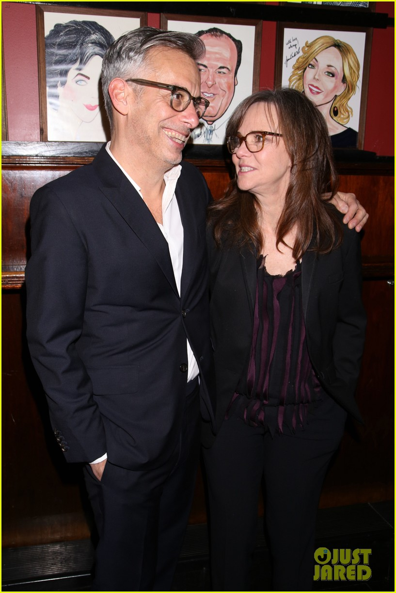 sally field celebrates opening night of the glass menagerie with finn wittrock 023872325