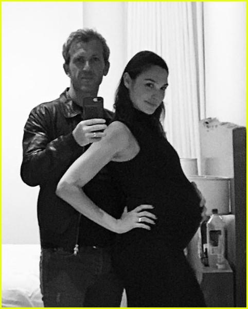 gal gadot gives birth to daughter maya 043876490