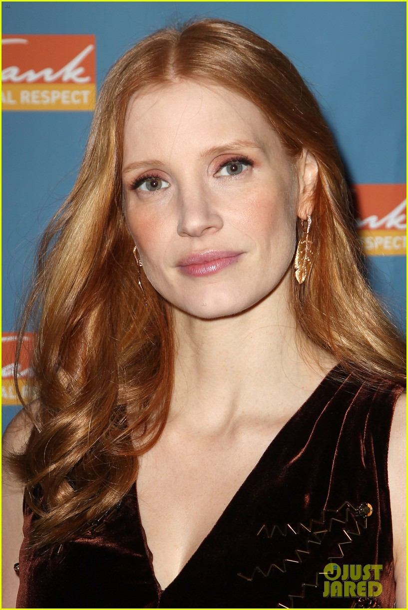 jessica chastain zookeepers wife screening nyc 093876218