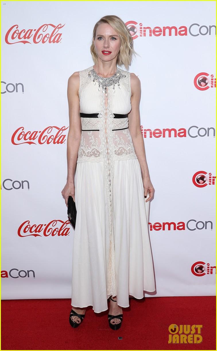jessica naomi salma attend the cinemacon awards 113880342