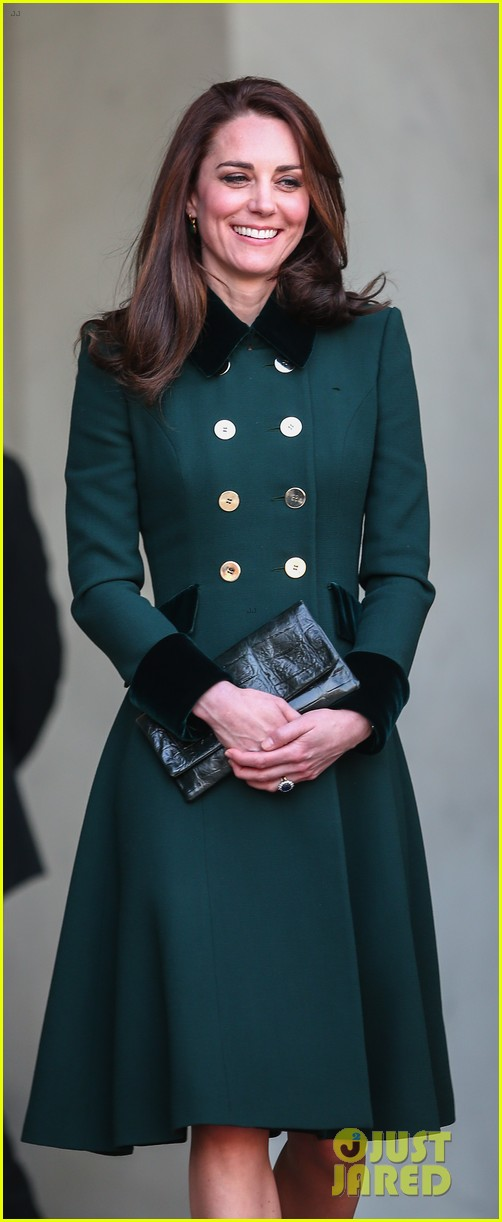 kate middleton gets glam in paris 17 - Kate Middleton And Prince William Wedding Invitation