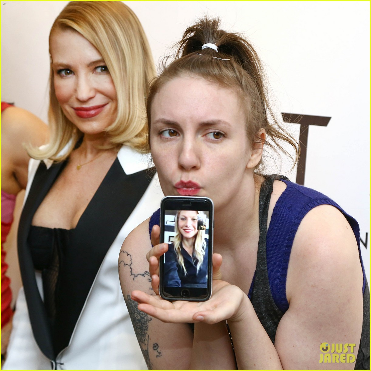 lena dunham facetime gwyneth paltrow 013874562