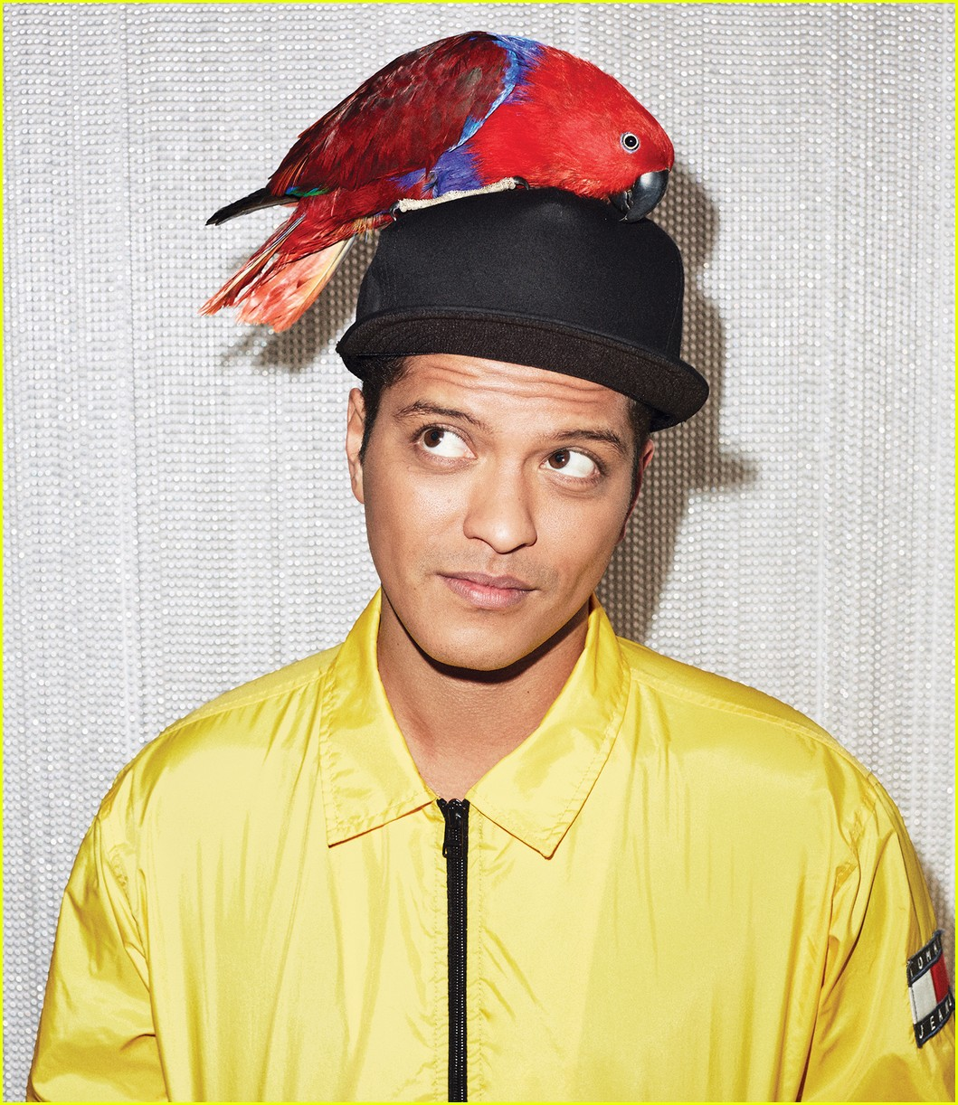 bruno mars wsj magazine 033868620