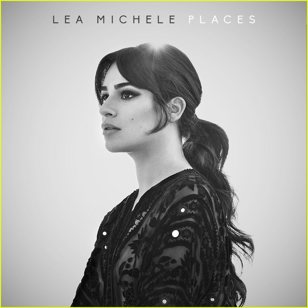 lea michele places album cover3873290