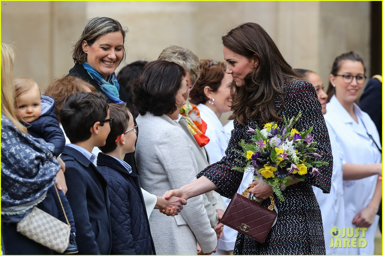 kate middleton prince william join rugby team eiffel tower 323875740
