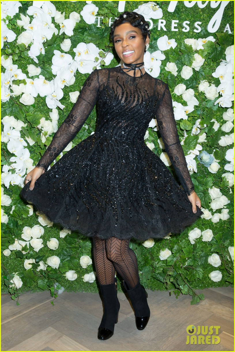 janelle monae goes glam for lord taylor event 053877975