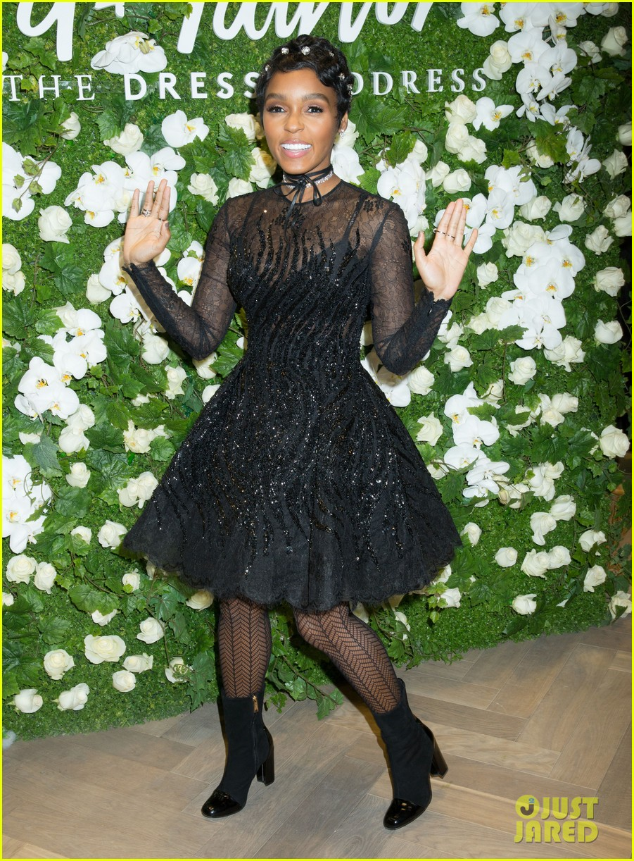 janelle monae goes glam for lord taylor event 103877980