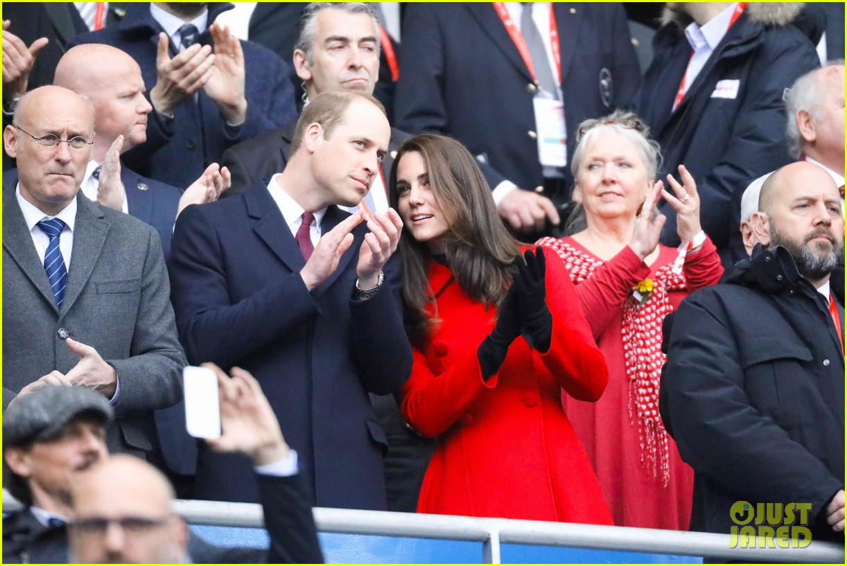 WATCH: Kate Middleton and Prince William practice their parenting skills forecast