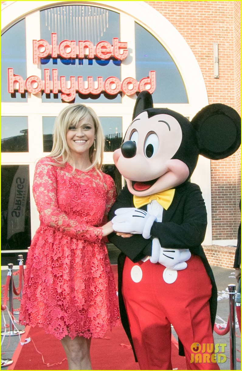 reese witherspoon attends grand opening of planet hollywood disney springs 043875661