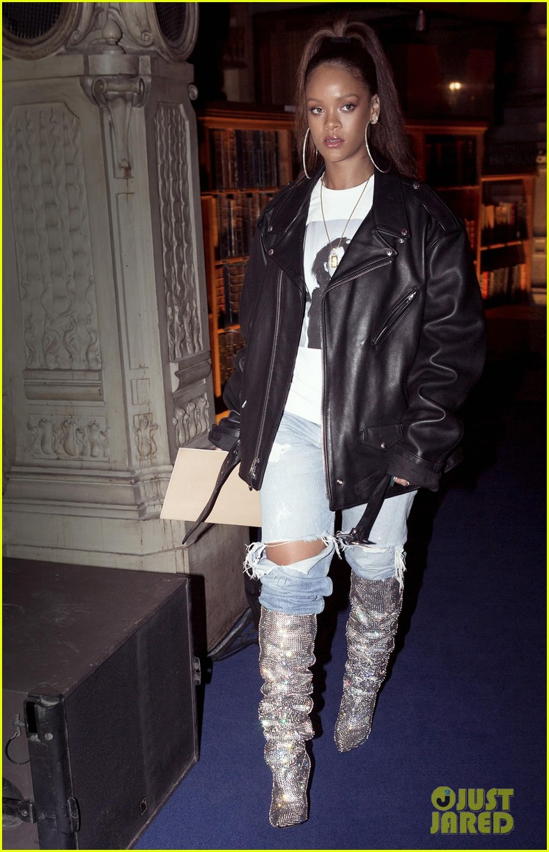 rihanna will go live tonight for fenty x puma paris fashion show 013870474
