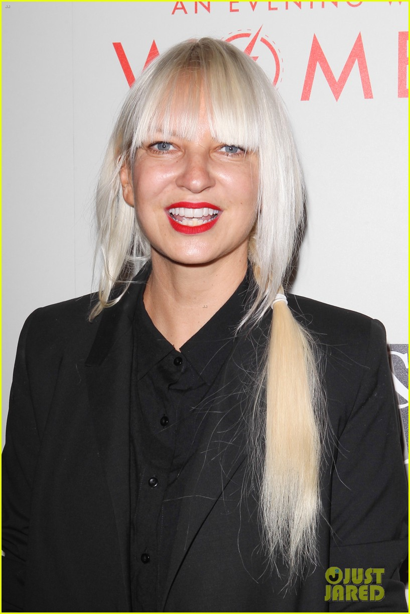 Sia Has Shown Her Face Many, Many Times Without a Wig ...