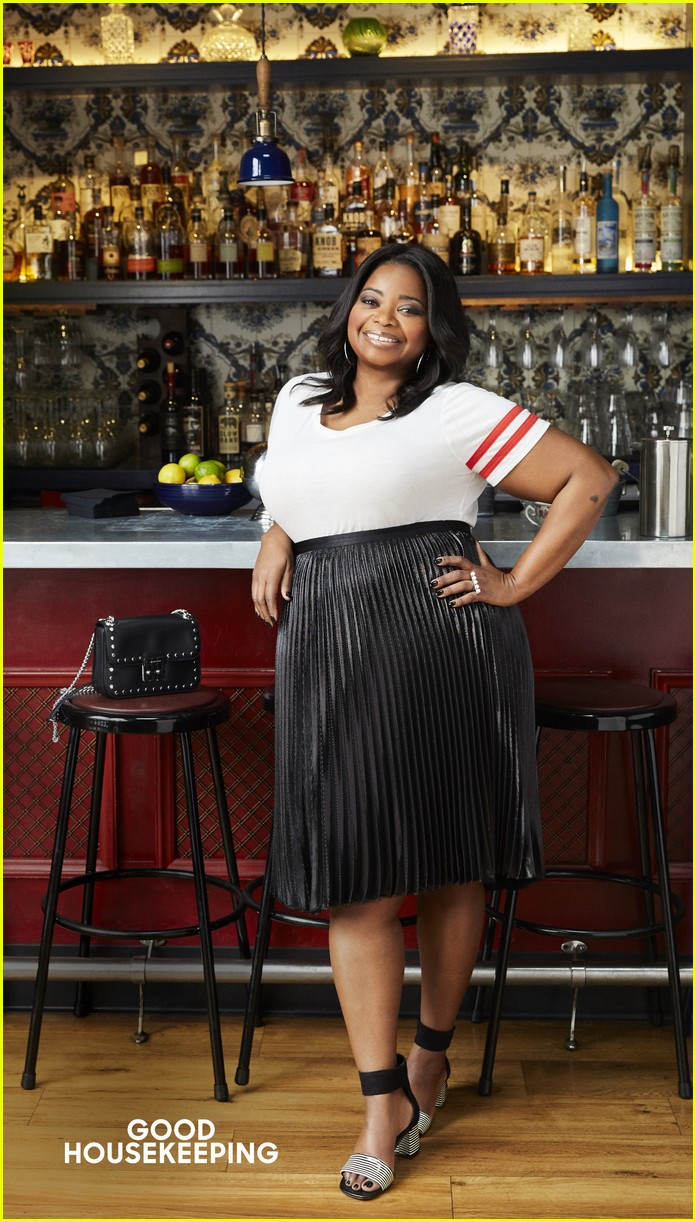 octavia spencer good housekeeping feature 013871857
