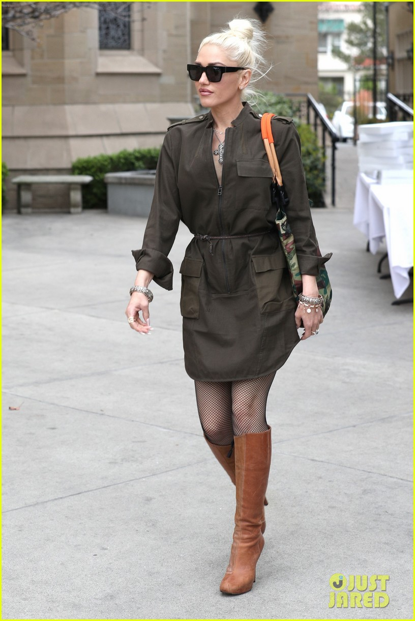 gwen stefani opens up about writing no doubts just a girl 053870751