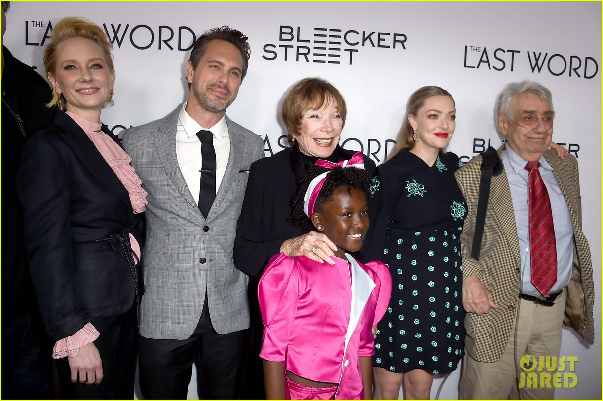 thomas sadoski amanda seyfried last word nyc 053868823