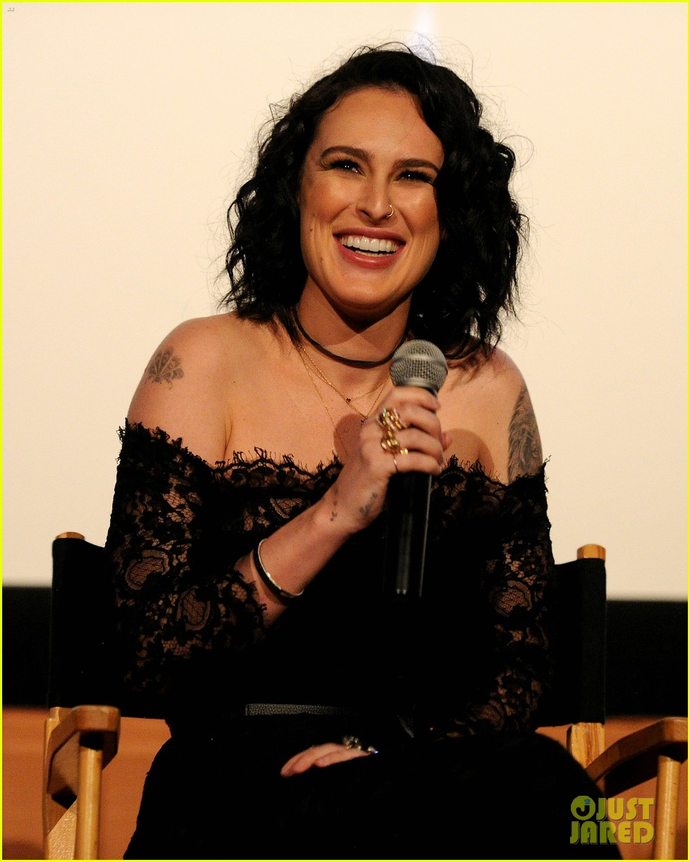 rumer willis celebrates her first empire episode at l a premiere 263876902