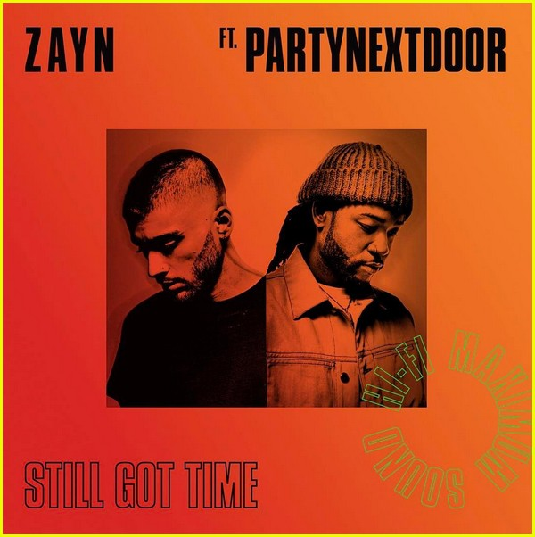 zayn malik still got time art 013876971