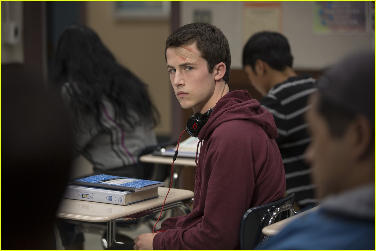 13 reasons why dylan katherine gush 043890942