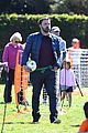 ben affleck takes his kids to soccer practice 09