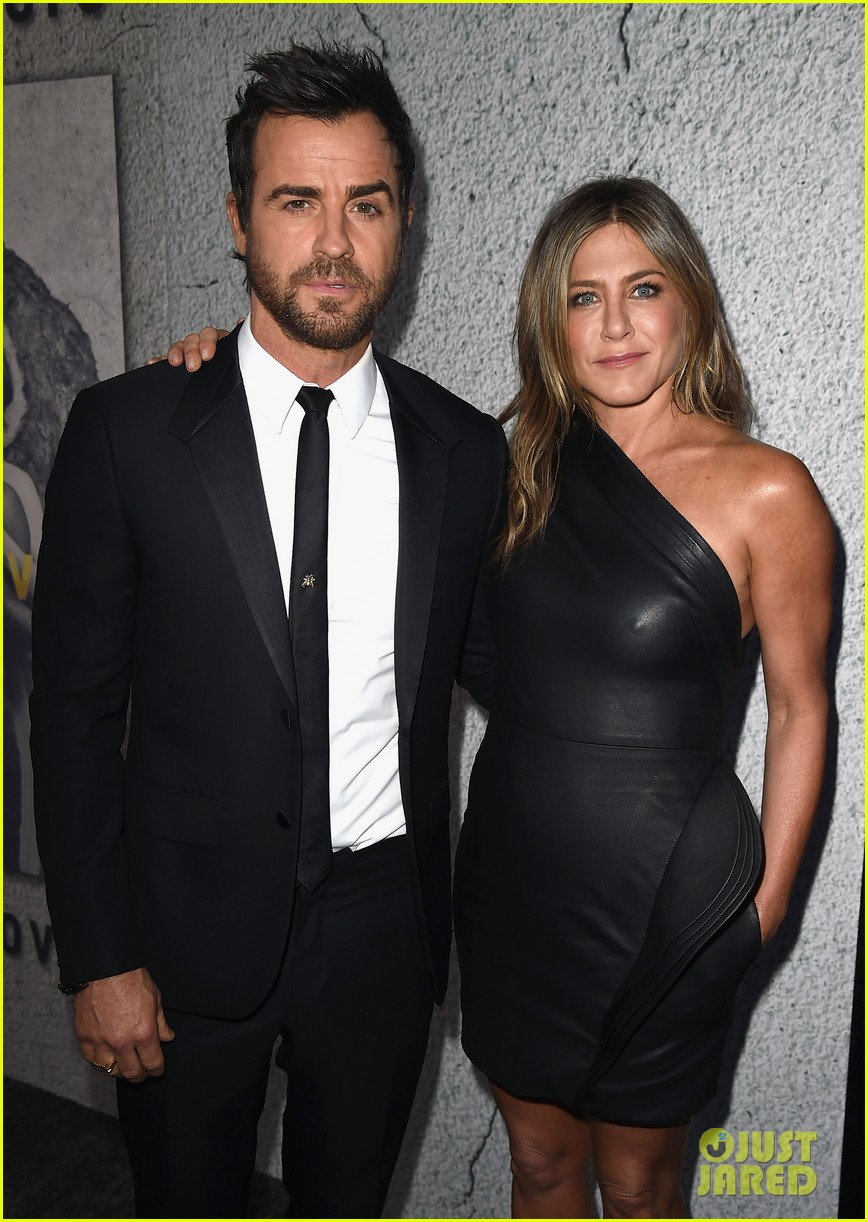 jennifer aniston justin theroux the leftovers premiere 013882179